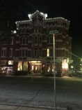 Old hotel in downtown Durango